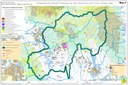 Map 2 Completed and Planned Projects by Land Ownership within Priority Project Area