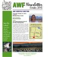 Albuquerque Wildlife Federation Newsletter October 2013